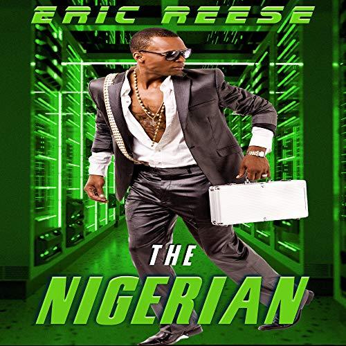 The Nigerian audiobook cover art