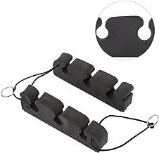 kaakaeu 20 x 4 cm verstellbare Kunststoff-Rutenhalter Angelrutenhalter f/ür Langzeitangeln Liebhaber Basis Kajak Boot Angelzubeh/ör Zubeh/ör