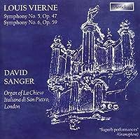 Vierne: Symphonies Nos.5 & 6