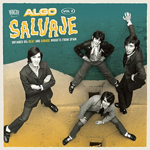 Algo Salvaje, Vol. 2