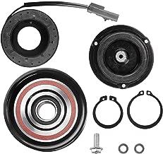 10SR15E 55111436AB AC Compressor Clutch Assy for Dodge Dakota Ram 1500 2500 3500 Jeep Grand Cherokee Commander Repair Kit Plate Pulley Bearing Coil