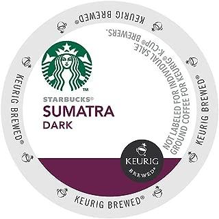 Starbucks® Sumatra Coffee K-Cups®, 0.4 Oz., Box Of 16