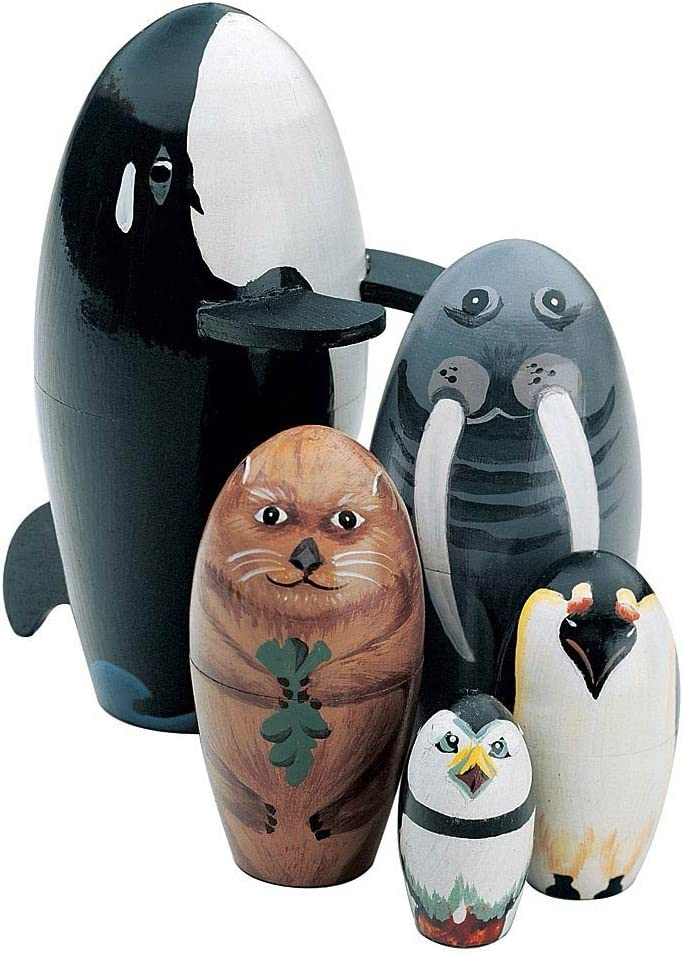 Bits and Pieces - Ranking TOP18 Genuine Free Shipping Willy Dolls Matryoshka Friends Wooden