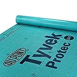 Tyvek Protec 200 Roof Underlayment Roll - 4' x 50'...