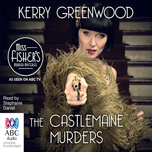 The Castlemaine Murders audiobook cover art