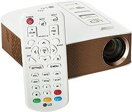 جهاز عرض ال جي ليد مع بطارية مدمجة وخاصية مشاركة الشاشة، PH150G