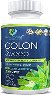 Colon Cleanser & Detox Weight Loss Pills - 15 Day Effective Detox Cleanse with Our Pure Strong Herbal Blend for Men and Women - Flush Toxins and Increase Energy - Safe and Effective