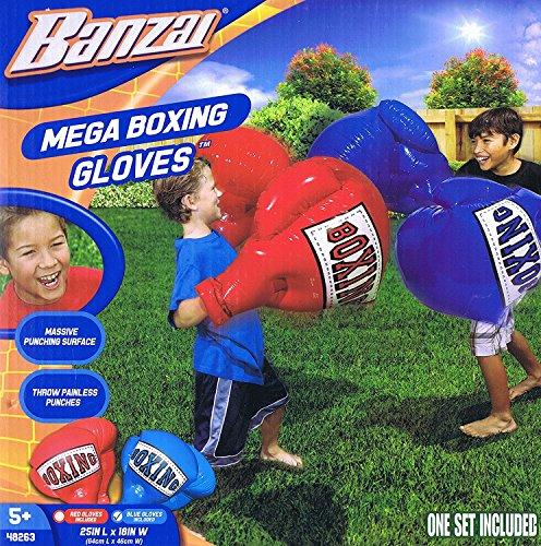 Aufblasbare Mega-Boxhandschuhe für Kinder, 1 Stück von Banzai
