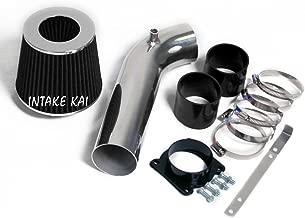 BLACK Fits 2003-2006 Nissan 350Z 350ZX INFINITI G35 FX35 3.5 3.5l V6 Air Intake Kit Systems + FILTER