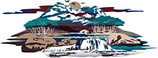 Spring Dale 1 RV Trailer Camper Keystone Springdale Mountain Decal Graphic -730