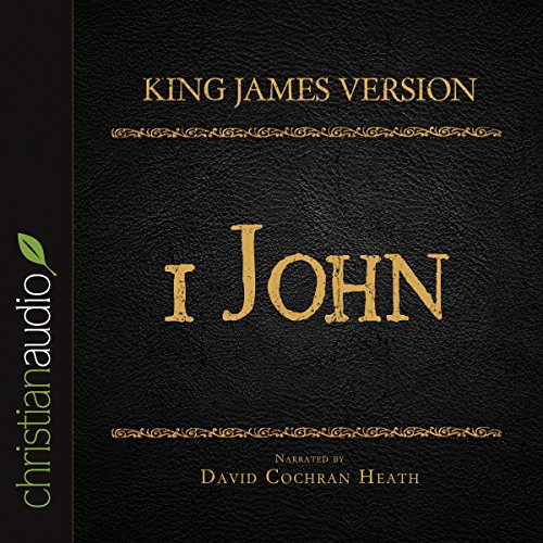 Holy Bible in Audio - King James Version: 1 John cover art