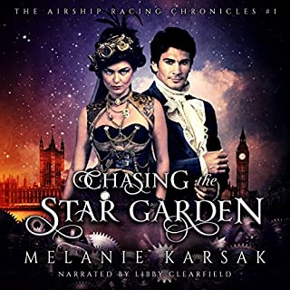 Chasing the Star Garden cover art