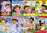 dora saves crystal kingdom - Ultimate Dora the Explorer Collection Set - Dora's Ballet Adventures/ Dora's Fantastic Gymnastics Adventure/ Dora the Explorer - City of Lost Toys/ Rhymes and Riddles/ Dora Saves the Crystal Kingdom