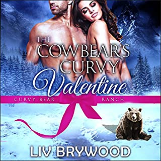 The Cowbear's Curvy Valentine     Curvy Bear Ranch, Book 5              By:                                                                                                                                 Liv Brywood                               Narrated by:                                                                                                                                 Cici Kay                      Length: 3 hrs and 2 mins     33 ratings     Overall 4.5