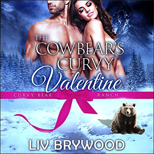 The Cowbear's Curvy Valentine audiobook cover art