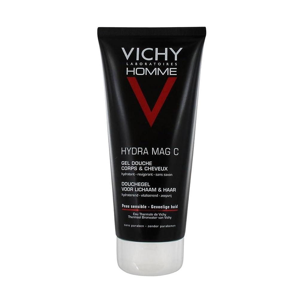 つぶやき拡散する欠員Vichy Homme Hydra Mag-c Shower Gel 200 Ml [並行輸入品]