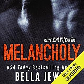Melancholy audiobook cover art