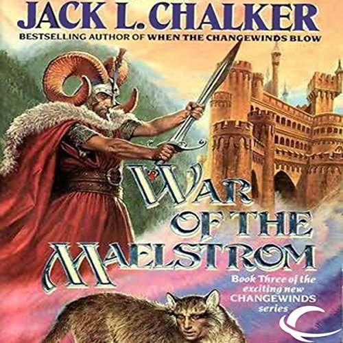 War of the Maelstrom audiobook cover art