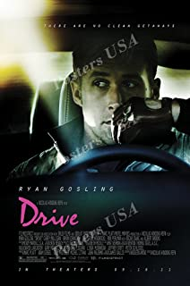 Best drive movie poster for sale Reviews