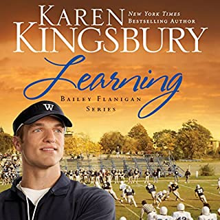 Learning audiobook cover art