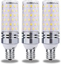 12W/15W LED Corn Light Bulb, B15/B22/E12/E16/E17/E26/E27 Lamp Bulb, 1284LM, 160W Incandescent Bulbs Equivalent, AC80-265V,...