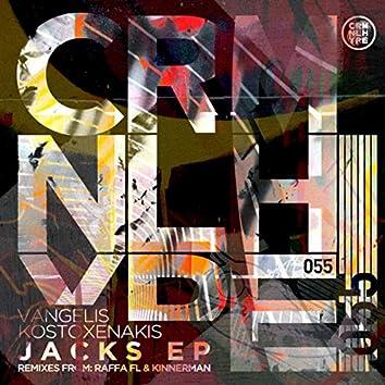 Mr Jack EP