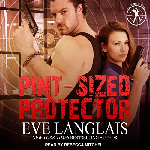 Pint-Sized Protector audiobook cover art