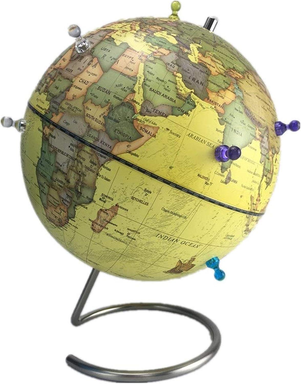 Zhangcaiyun Globus Magnetkugel Lehrmittel Universal-Schwenkkugel drehbare Tischkugel 25 cm B07P2V828L B07P2V828L B07P2V828L | Verkauf Online-Shop  dcbeaa