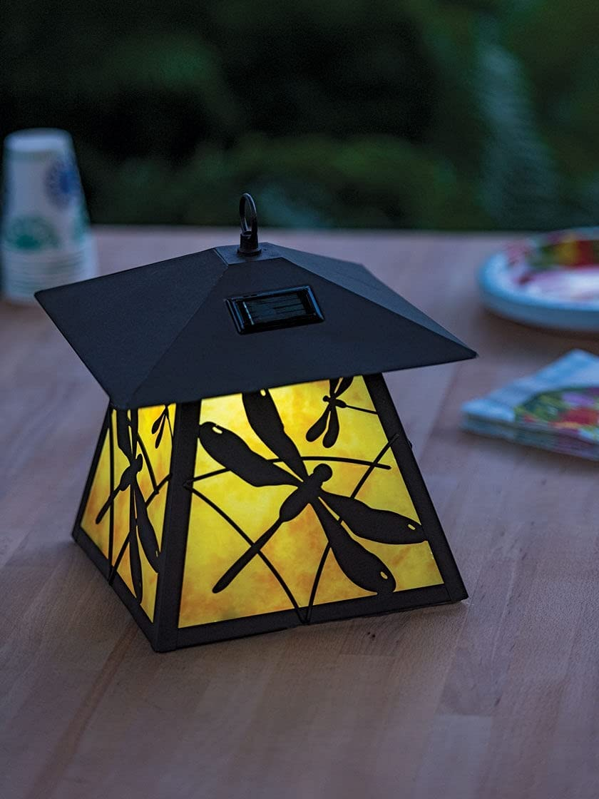 Max 47% OFF Dragonfly Solar Latest item Lantern