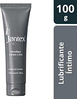 Gel Lubrificado Neutro Bisnaga, Jontex, 100 G