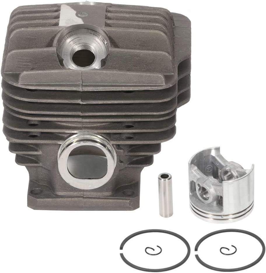 ECCPP 52mm Cylinder Head Factory outlet Piston Kit MS460 046 online shopping Stihl fit for Repl