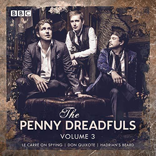 Couverture de The Penny Dreadfuls: Volume 3