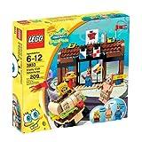LEGO Bob Esponja 3833 - Aventuras en el Krustáceo Krujiente