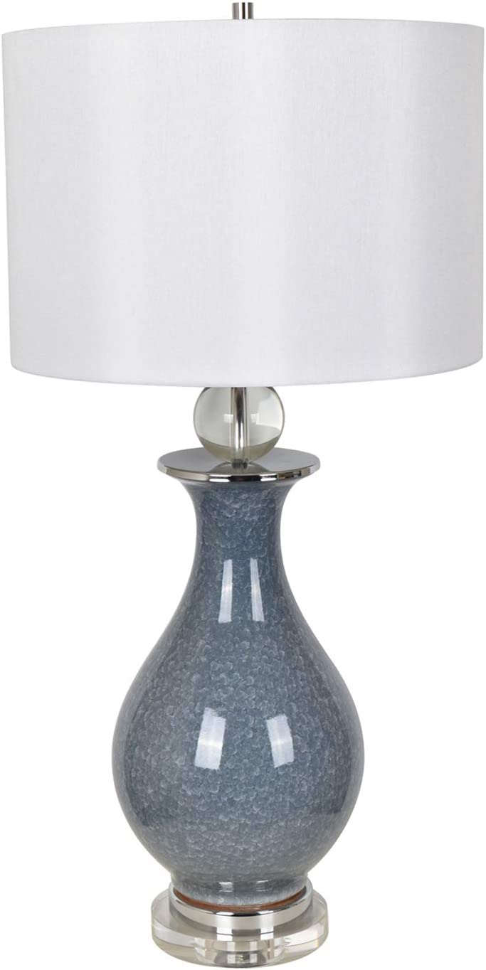 Crestview Collection Challenge the lowest price of Year-end gift Japan CVAP2120 Francis Table Lighting Lamp