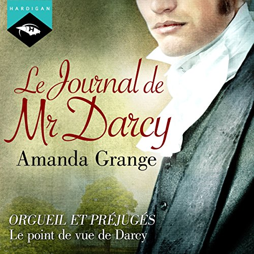 Couverture de Le Journal de Mr Darcy