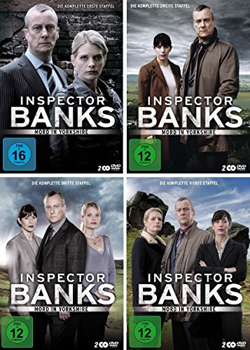 Inspector Banks Staffel 1-3