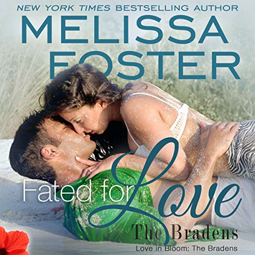 Fated for Love audiobook cover art