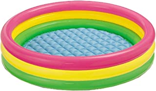 intex Sunset Glow Pool, Multi-Colour, Ages 2+, 57422