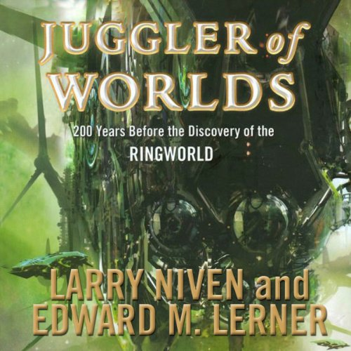 Juggler of Worlds     200 Years Before the Discovery of the Ringworld              By:                                                                                                                                 Larry Niven,                                                                                        Edward M. Lerner                               Narrated by:                                                                                                                                 Tom Weiner                      Length: 12 hrs and 54 mins     427 ratings     Overall 4.2