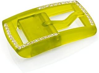 tie-ups - Fibbia in PLASTICA Trasparente Basic SWAROSKY