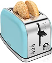 2-Slice-Toasters Bread Stainless Steel Compact Toaster Extra-Wide-slots for Household Kitchen Breakfast Bagle Defrost Cancel Function Upgrade Toaster Muffins – iFedio