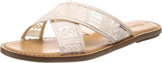 Womens Viv Open Toe Casual Slide Sandals