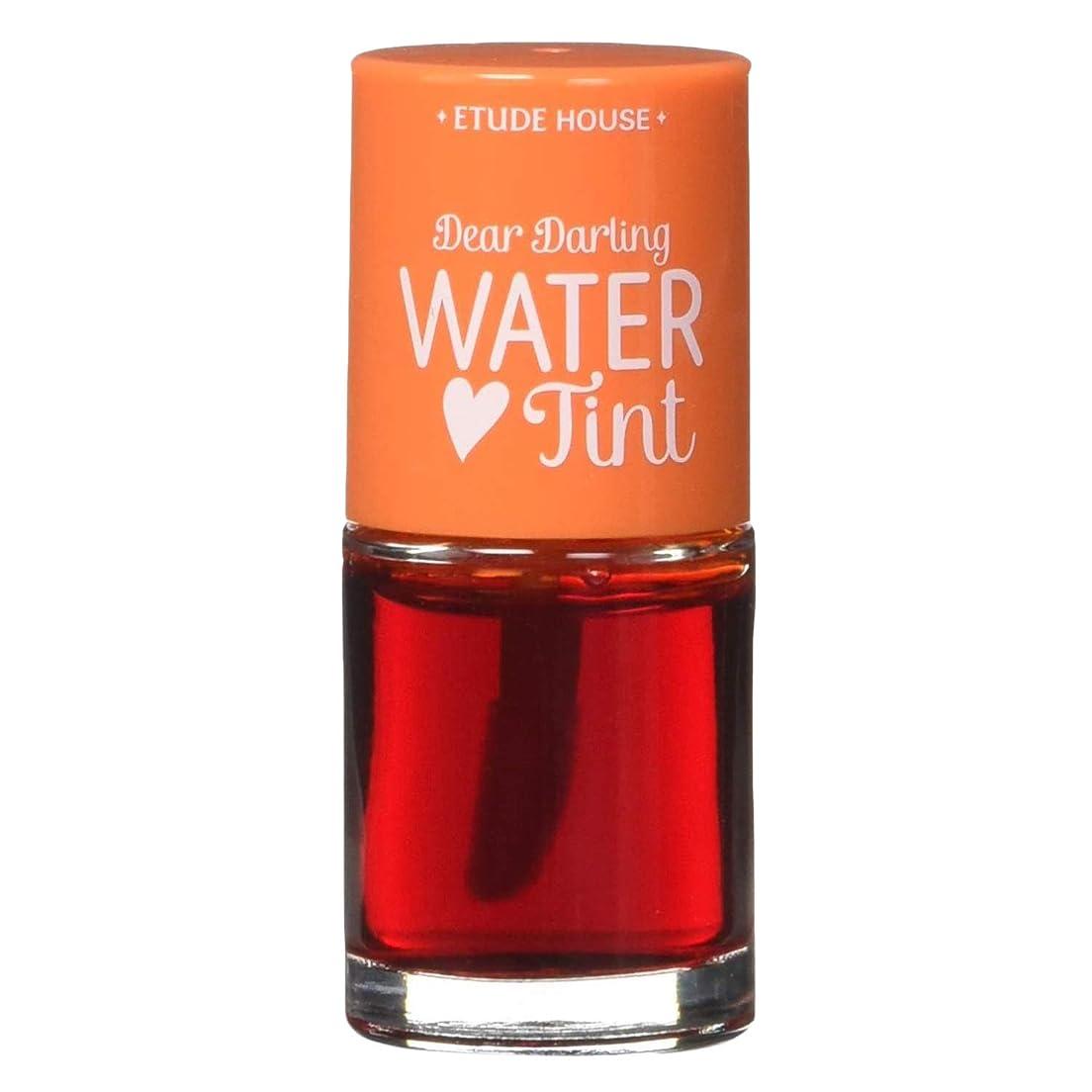 侵入する音声ほこりっぽいエチュードハウス(ETUDE HOUSE) ウォーターティント #03 オレンジシロップ