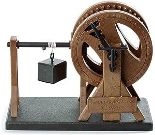 Guindaste de Alavanca Leverage Crane Leonardo Da Vinci - Academy