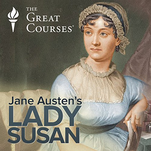 Jane Austen's Lady Susan audiobook cover art