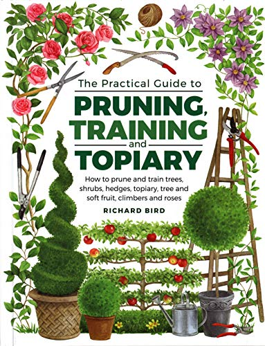 Compare Textbook Prices for Practical Guide to Pruning, Training and Topiary: How To Prune And Train Trees, Shrubs, Hedges, Topiary, Tree And Soft Fruit, Climbers And Roses  ISBN 9780754834564 by Bird, Richard