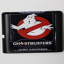 The Crowd Tradensen Ghost Busters Carte de Jeu 16 Bits pour Sega Mega Drive pour Genesis