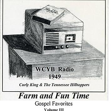 WCYB Radio 1949: Farm and Fun Time, Vol. III