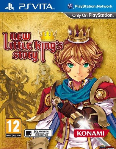 Halifax New Little King's Story, PS Vita - Juego (PS Vita, PlayStation Vita, RPG (juego de rol), Marvelous Entertainment)