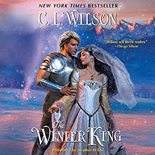 The Winter King                   By:                                                                                                                                 C. L. Wilson                               Narrated by:                                                                                                                                 Heather Wilds                      Length: 21 hrs and 18 mins     414 ratings     Overall 4.6